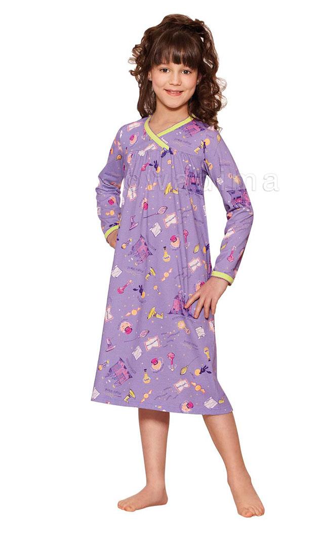Dívčí noční košile Wadima 404106 104 - 140